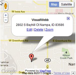 Google Map Embedded